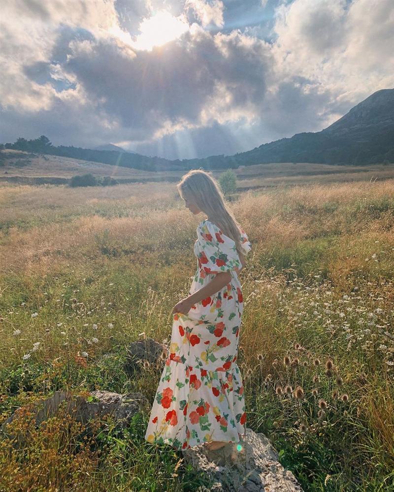 Trời se lạnh mà quẩy váy dáng dài là style sẽ yêu kiều như gái Pháp, điểm sang chảnh cũng tăng ngùn ngụt-2