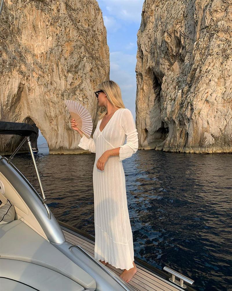 Trời se lạnh mà quẩy váy dáng dài là style sẽ yêu kiều như gái Pháp, điểm sang chảnh cũng tăng ngùn ngụt-4