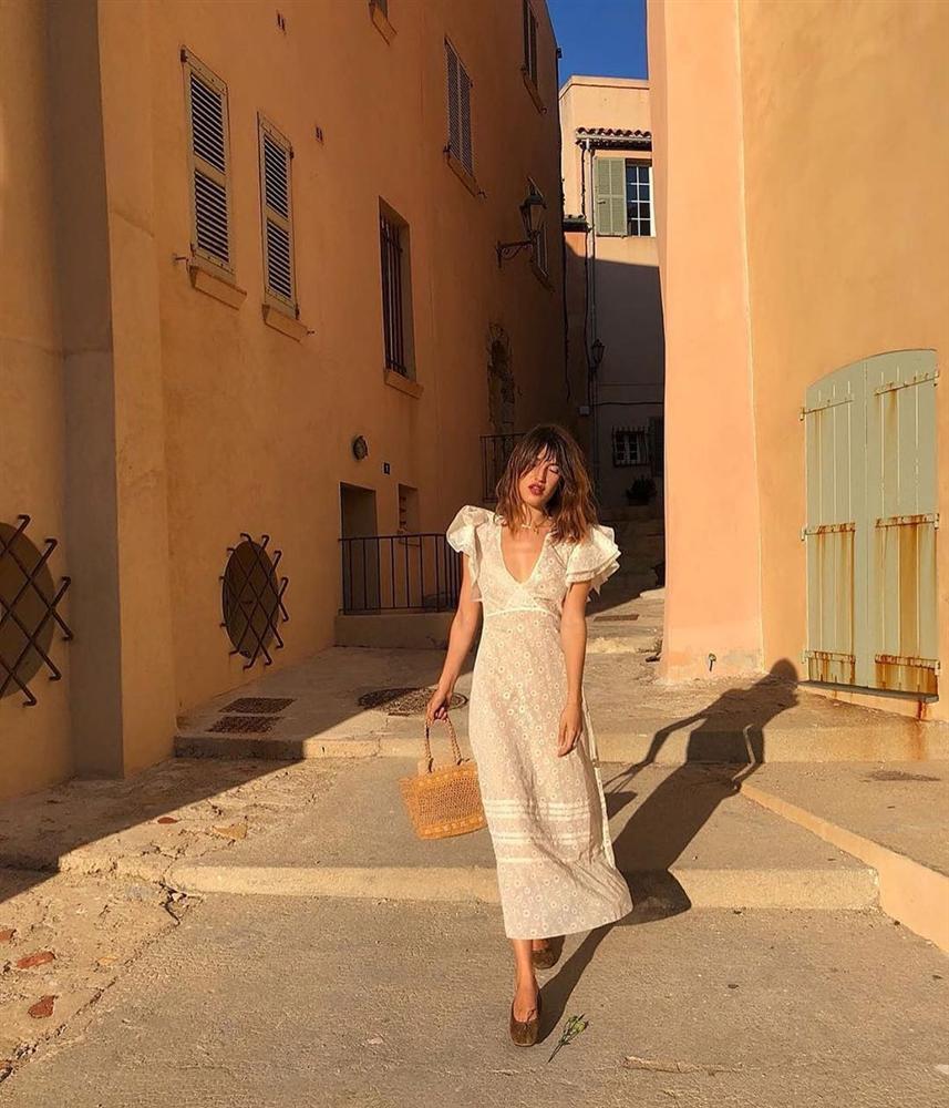Trời se lạnh mà quẩy váy dáng dài là style sẽ yêu kiều như gái Pháp, điểm sang chảnh cũng tăng ngùn ngụt-7