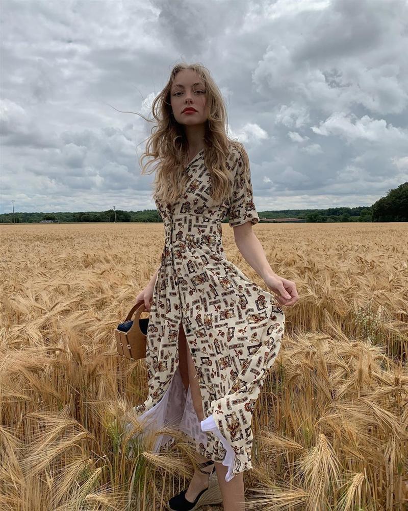 Trời se lạnh mà quẩy váy dáng dài là style sẽ yêu kiều như gái Pháp, điểm sang chảnh cũng tăng ngùn ngụt-9