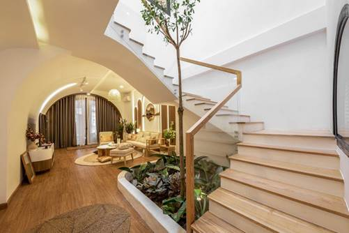 Chiêm ngưỡng ngôi nhà có thiết kế độc đáo ở vùng quê miền Tây-3