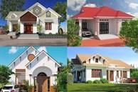 Những mẫu nhà mái thái cấp 4 đẹp, được xây dựng nhiều nhất mọi thời đại