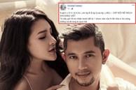 """Ngân 98 - Lương Bằng Quang bất ngờ bị gọi là cặp đôi """"rẻ rách"""" nhất Vbiz"""
