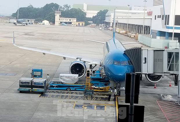 Nhân viên kỹ thuật máy bay bị sét đánh tử vong tại sân bay Nội Bài-1