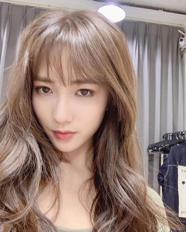 Trâm Anh - vợ JustaTee được khen giống Park Min Young vì nhan sắc thăng hạng giữa tin đồn bầu bí tập 2-1