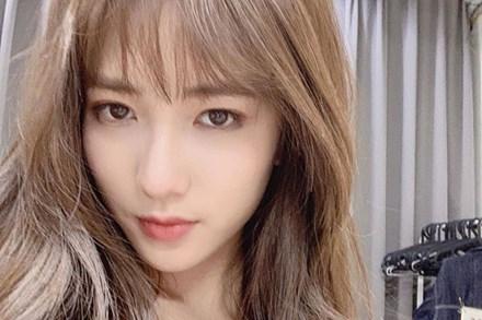 Trâm Anh - vợ JustaTee được khen giống Park Min Young vì nhan sắc thăng hạng giữa tin đồn