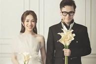 Khó rời mắt với bộ ảnh cưới giờ mới hé lộ của con gái Minh Nhựa