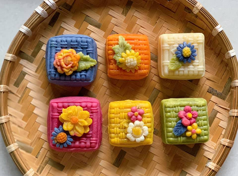 Những cách làm bánh Trung thu handmade từ rau, củ, quả chuẩn vị tự nhiên - an toàn mà vẫn đẹp mắt khiến chị em đứng ngồi không yên-12