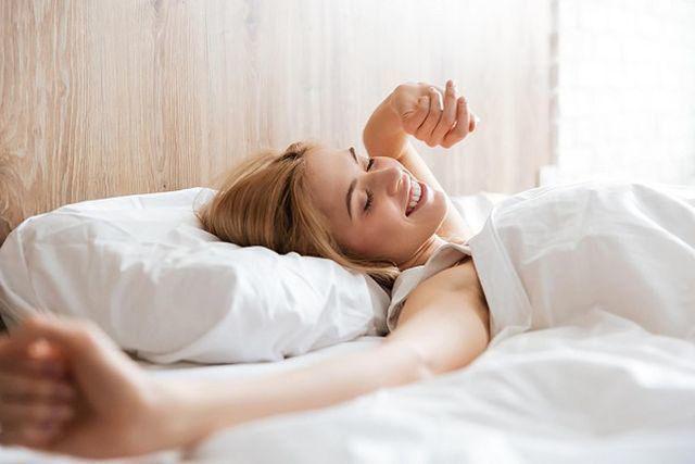 Tử cung của phụ nữ khỏe mạnh sẽ có 4 biểu hiện này sau khi thức dậy vào buổi sáng-2
