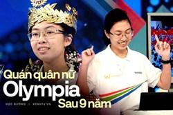 """Gặp Quán quân """"nhiều thị phi"""" của Olympia 2020: Lần đầu giải thích việc 'nhảy cẫng khi biết đối thủ không chiến thắng'"""