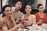 Dàn diễn viên hot nhất Hà Thành hội ngộ mừng sinh nhật Phương Oanh, nhan sắc mẹ bầu Bảo Thanh gây chú ý