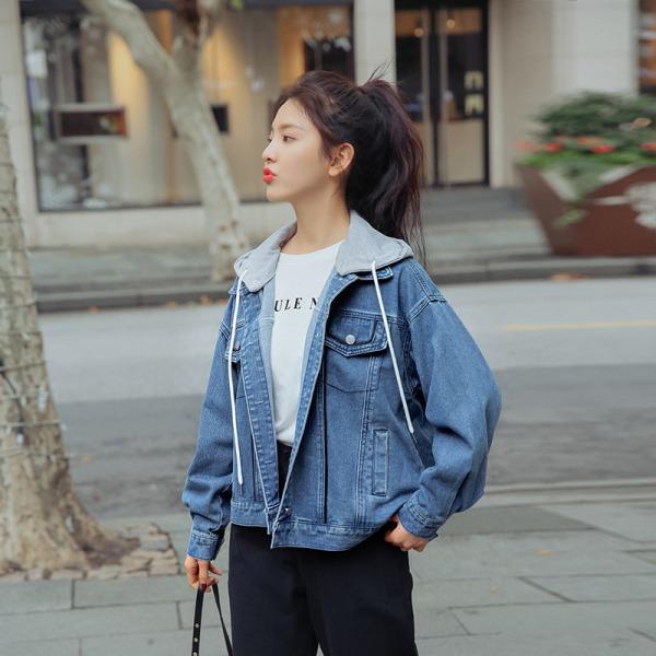 Kiểu áo khoác cá tính được dàn mỹ nhân Việt ưu ái, diện vào mùa thu là chuẩn xinh-13