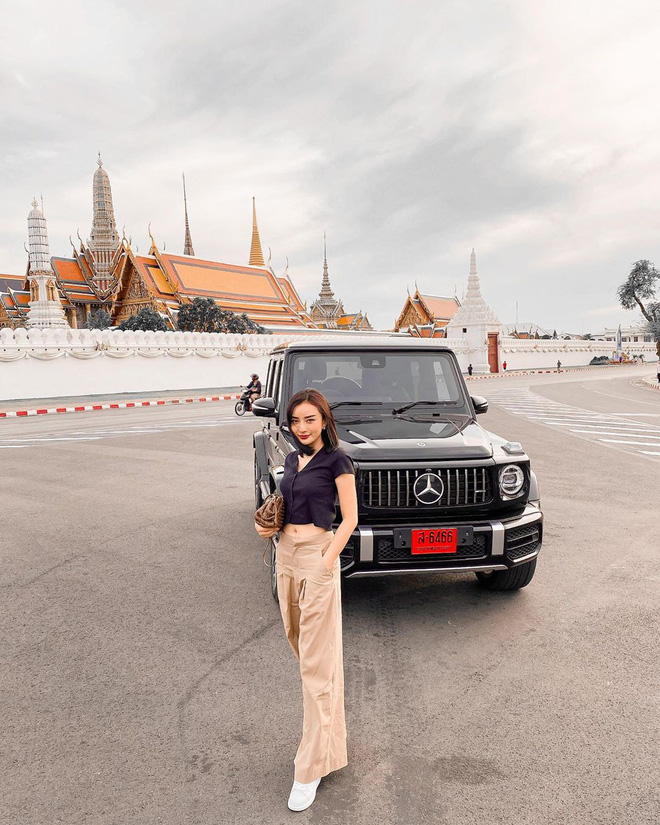 Phạm Băng Băng phiên bản Việt 7 năm sau dao kéo: Lấy chồng đại gia Thái Lan, tận hưởng cuộc sống viên mãn vạn người mơ-8