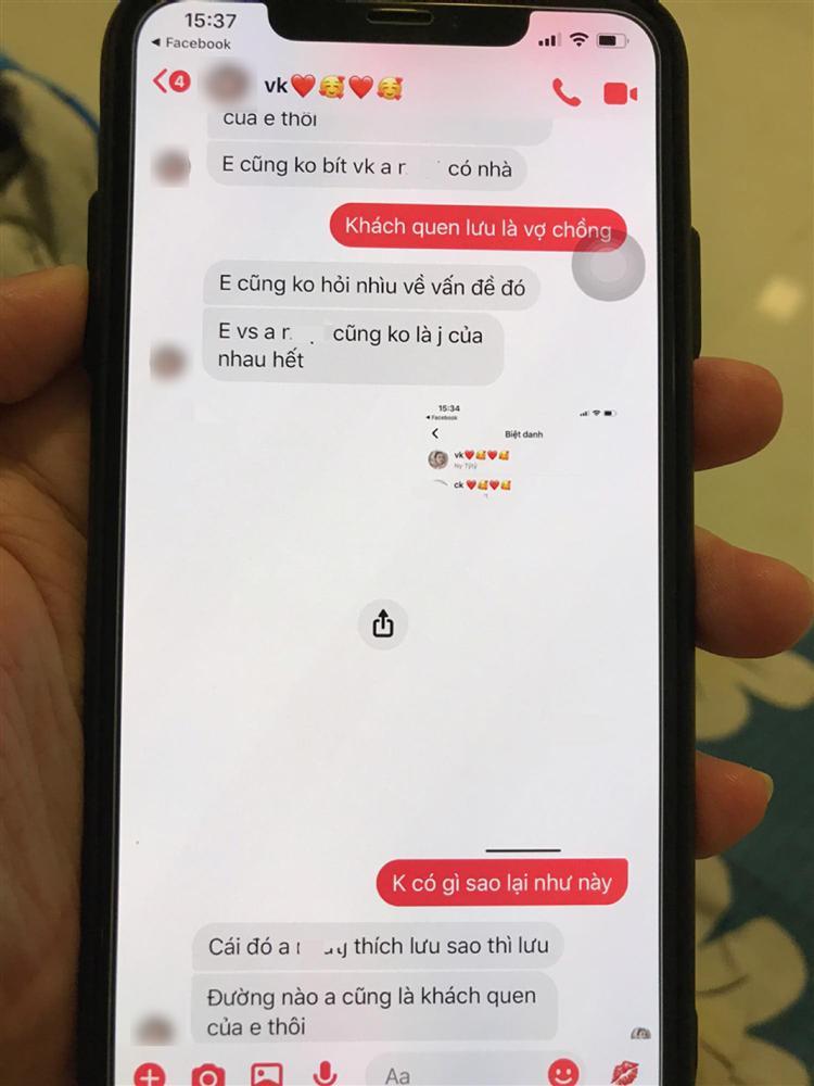 Bảo vợ bầu 8 tháng là có việc đi Hà Nội nhưng lại check-in ở Huế, cùng lúc tiểu tam ở chung địa điểm, nhưng cả chàng lẫn ả đều đổ lỗi ngược cho chị vợ-2