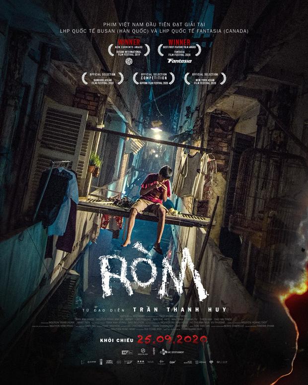 RÒM: Bi kịch xóm nghèo phá vỡ mọi chuẩn mực điện ảnh, xứng đáng hai chữ tự hào của phim Việt-9