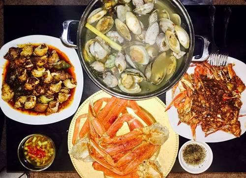 Rời Việt Nam sang Mỹ ở ẩn, Kasim Hoàng Vũ thành ông chủ, còn nấu ăn cực ngon-6