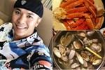 Rời Việt Nam sang Mỹ 'ở ẩn', Kasim Hoàng Vũ thành ông chủ, còn nấu ăn cực ngon