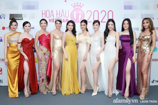"""Bóc trần"""" nhan sắc thật của dàn Hoa hậu, Á hậu Việt Nam qua ảnh chưa photoshop, bất ngờ nhất là vẻ già dặn của Tiểu Vy-2"""