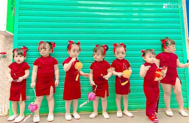 Biệt đội nhà đông con ở Sài Gòn đi đâu cũng rực rỡ, xuất hiện chỗ nào là gây náo loạn chỗ đó-3