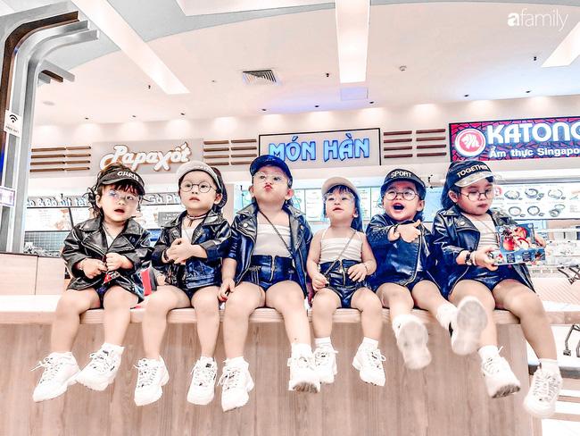 Biệt đội nhà đông con ở Sài Gòn đi đâu cũng rực rỡ, xuất hiện chỗ nào là gây náo loạn chỗ đó-7