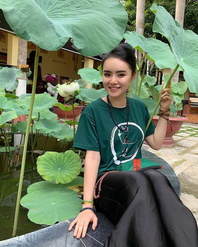 Em gái Angela Phương Trinh ngày càng thăng hạng nhan sắc, nổi bật với khí chất mỹ nhân-4