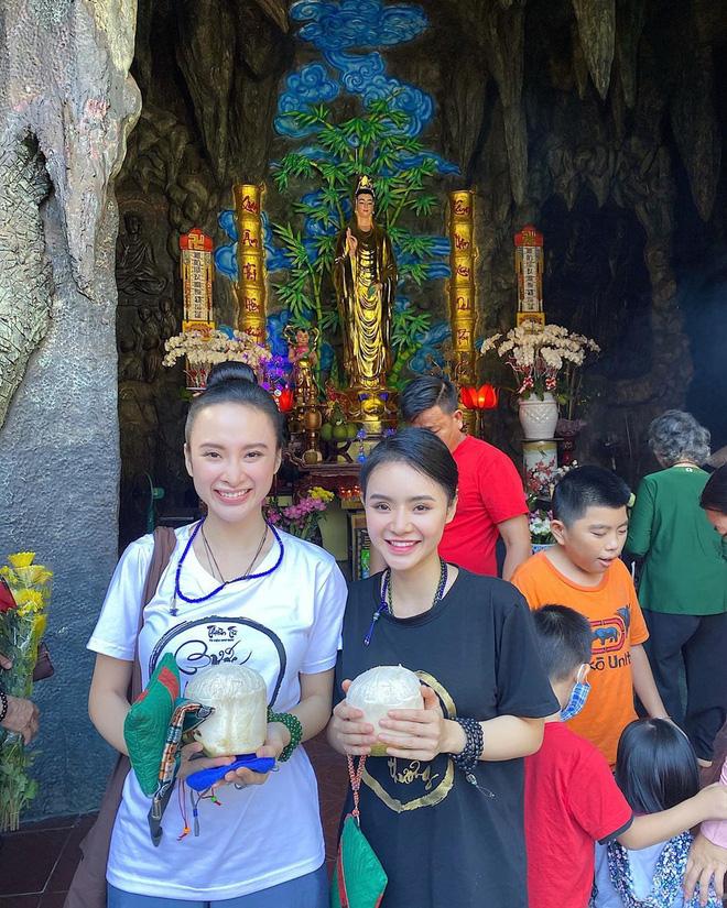 Em gái Angela Phương Trinh ngày càng thăng hạng nhan sắc, nổi bật với khí chất mỹ nhân-14