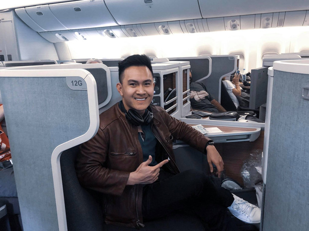 Con trai kỹ sư hàng không của Hoài Linh nói về tin đồn thất nghiệp tại Mỹ, tiết lộ thứ giá trị nhất được ba cho-1
