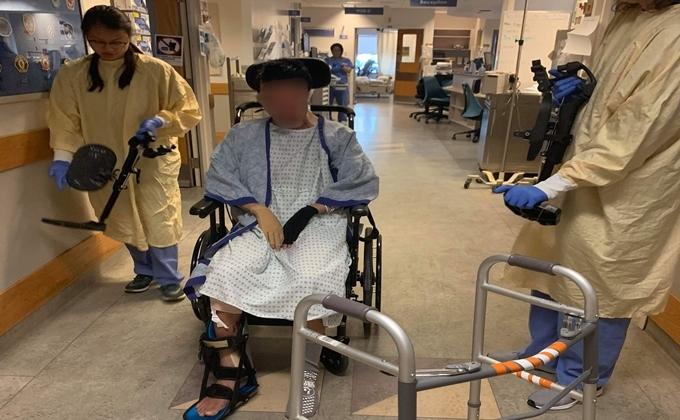 Hai Việt kiều Canada bị tạt axit, cắt gân chân: Mong kẻ gây án sớm bị bắt-3
