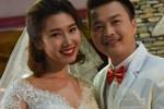 Thuý Ngân lần đầu tiết lộ chuyện làm đám cưới giả khi bố ruột nhập viện, suýt qua đời