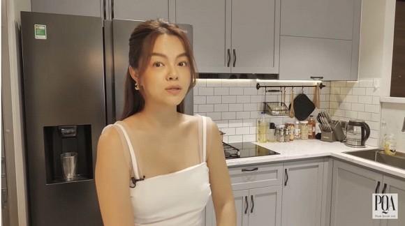 Khám phá không gian bên trong căn hộ mới tậu của ca sĩ Phạm Quỳnh Anh-7