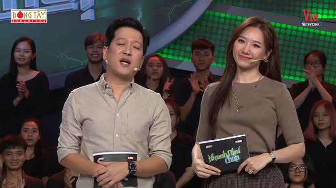 Hari Won liên tục bị đả kích về phát âm tiếng Việt khi làm MC cùng Trường Giang-2