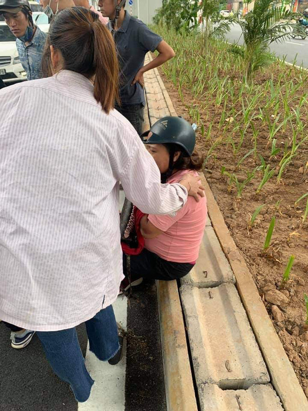 Lý lịch bất hảo của nam thanh niên 17 tuổi dùng gậy đập phá xe máy sau va chạm với bà bầu-2