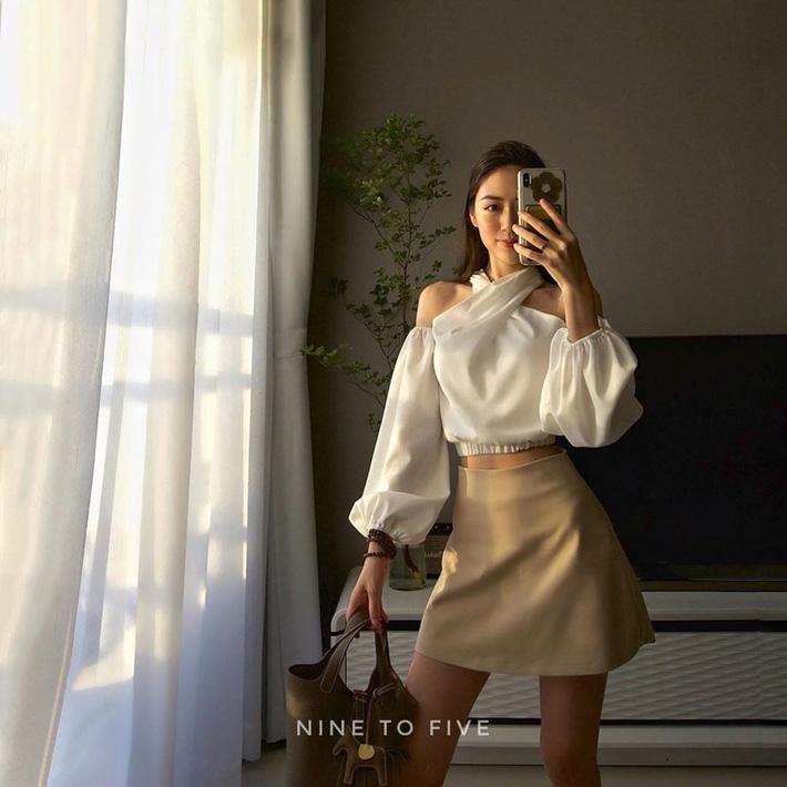 Sắm blouse trắng tiểu thư chanh sả rồi găm đủ 3 bí kíp mix đồ thì bạn sẽ thăng hạng phong cách ngay-5