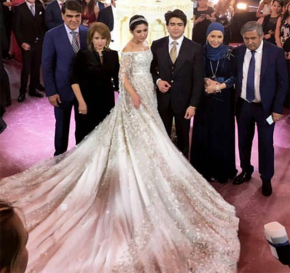 4 năm sau đám cưới xa hoa với chiếc váy 14 tỷ đồng, bánh cưới cao hơn 3m, cuộc sống của tiểu thư giàu có bậc nhất nước Nga ra sao?-4