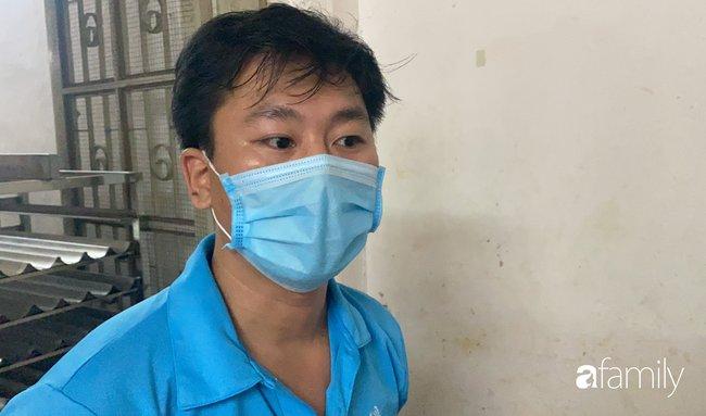 Vụ lò bánh mì ở Sài Gòn bị tố dùng thịt bẩn làm nhân, khu chế biến có giòi ngoe nguẩy: Chủ lò cũng không biết bé na ở đâu ra-11