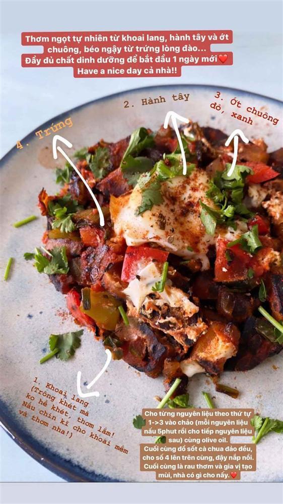 Nghiện salad, cắt bỏ thịt: cách giảm cân an toàn để Châu Bùi xuống liền 3kg chỉ sau 9 ngày-15