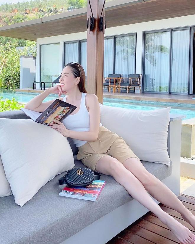 Mai Ngọc và Thu Hoài - 2 cô MC có tất cả ở tuổi 30, mê nhất là khoản có chồng giàu và ngày càng đẹp!-10