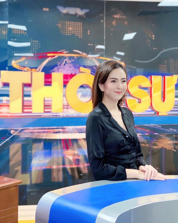 Mai Ngọc và Thu Hoài - 2 cô MC có tất cả ở tuổi 30, mê nhất là khoản có chồng giàu và ngày càng đẹp!-1