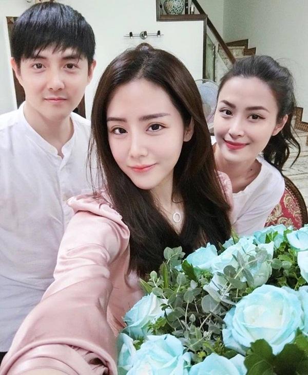 Showbiz Việt có 3 cô em chồng của sao nữ thân thiết với chị dâu còn hơn cả anh trai, nhìn tình cảm họ dành cho nhau mà ai cũng ngưỡng mộ-11