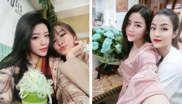 Showbiz Việt có 3 cô em chồng của sao nữ thân thiết với chị dâu còn hơn cả anh trai, nhìn tình cảm họ dành cho nhau mà ai cũng ngưỡng mộ-12