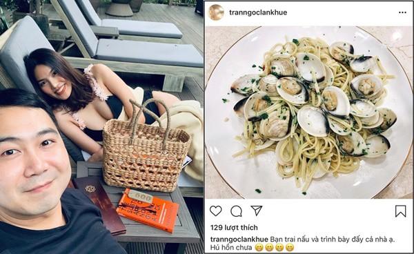 Mỹ nhân Việt bồi bổ con trong bụng: Em gái Trấn Thành ăn thịt 20 triệu, Hà Hồ mới sang-4