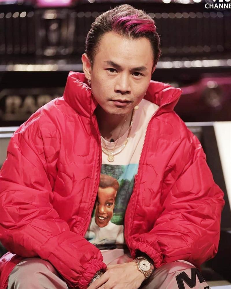 Bóc đồ của dàn huấn luyện viên, giám khảo Rap Việt-1