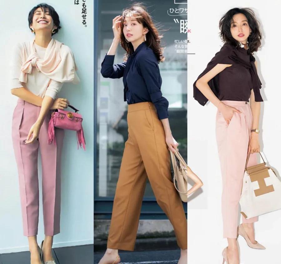 4 công thức diện đồ Thu hack dáng thon gọn, cao ráo mà nàng công sở Việt tuổi 30+ có thể học lỏm từ style của phụ nữ Nhật-2