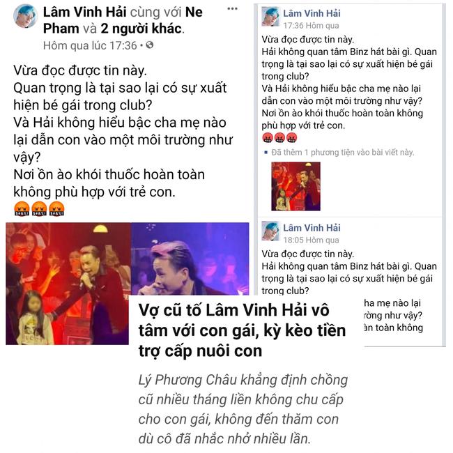 Lâm Vinh Hải lên án việc cho trẻ em vào quán bar nhưng lại bị đào mộ chuyện vô tâm với con gái mình, bất ngờ Ngọc Trinh lại bị nhắc tên-3