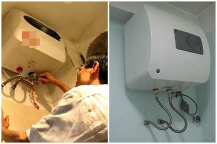 Sử dụng bình nóng lạnh thế nào để an toàn, dùng chục năm vẫn chạy tốt