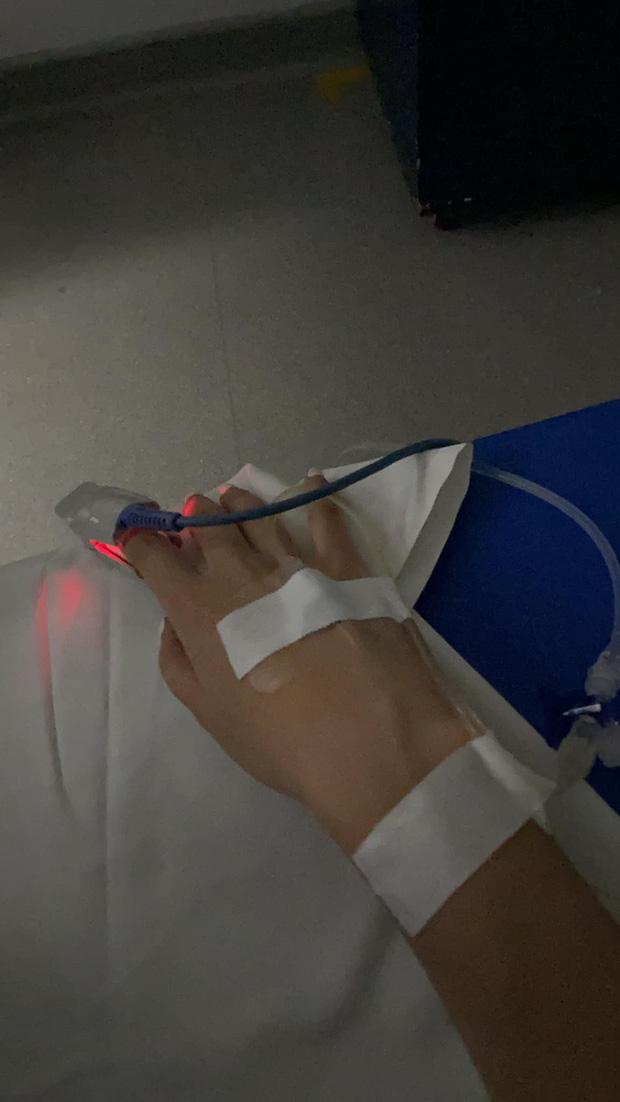 Mai Phương Thuý khiến fan lo lắng khi đăng ảnh nhập viện cấp cứu-1