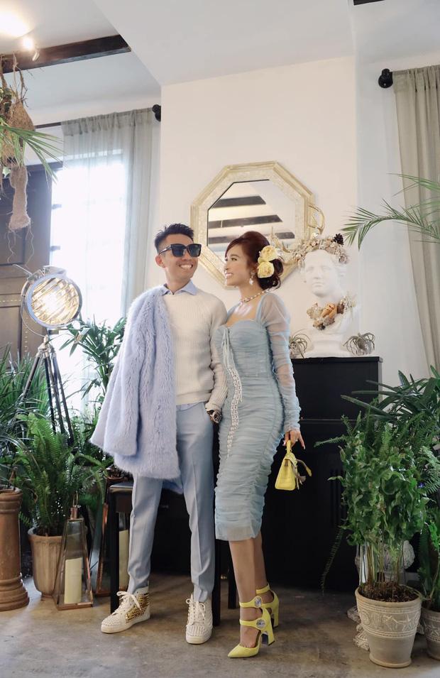 Vợ chồng Minh Nhựa giật giải chăm sống ảo nhất năm, nghìn tấm như một đều toát ra mùi của giới siêu giàu-1