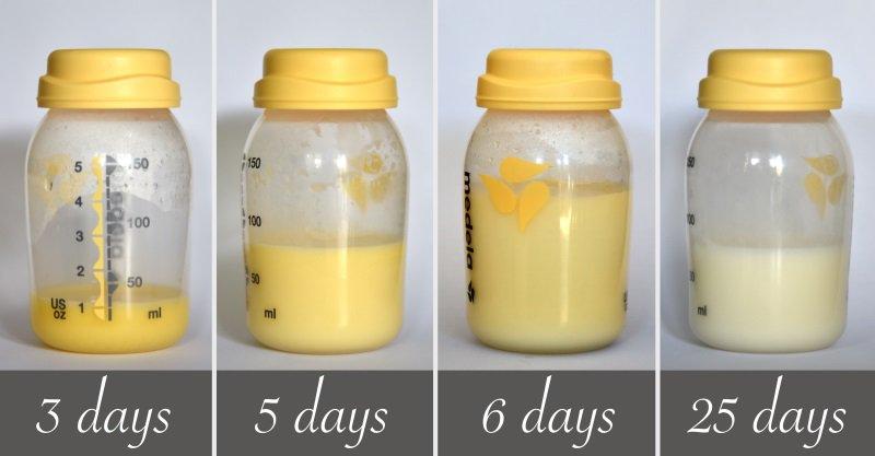 Nhiều người tích trữ sữa mẹ cho con dùng dần nhưng liệu đã biết bao lâu thì hết hạn sử dụng? Tích trữ thế nào mới an toàn?-2