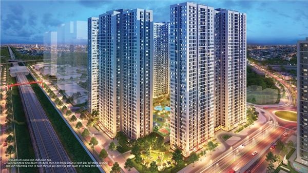 Vinhomes Smart City ra mắt phân khu 'đắt giá' The Grand Sapphire-1