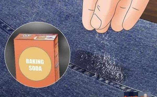 Những cách tẩy vết bẩn trên quần bò sạch như mới mà không bị phai màu-3